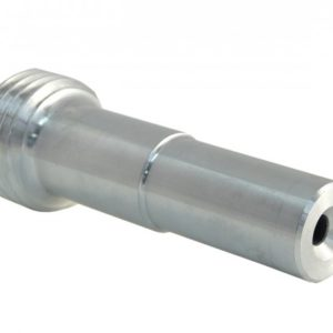 Blasting Nozzle with Aluminium Shell, 10mm