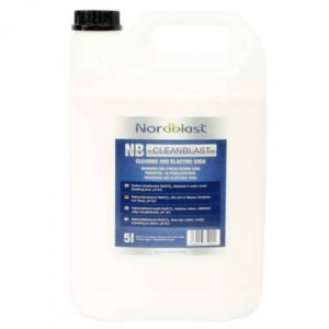 NB Cleanblast Blasting Soda, 5kg