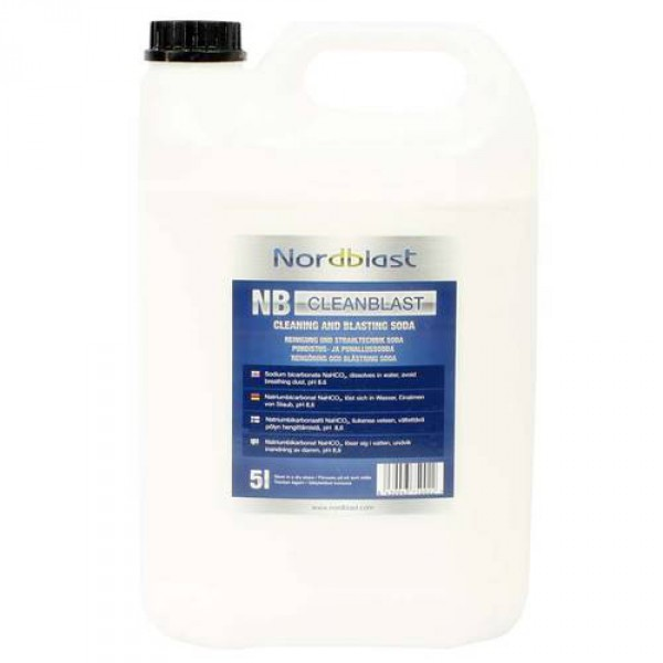 NB Cleanblast Blasting Soda, 5kg