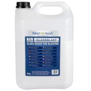 NB Glassblast Lasikuula, 6kg