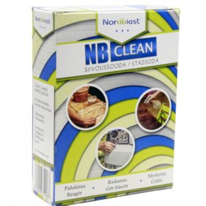 NB Clean Siivoussooda, 500g